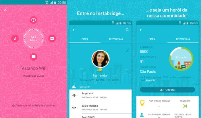 Android / Instabridge / apps para descobrir senha de wi-fi