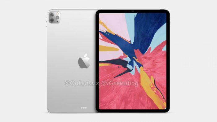 iPad Pro (2020) de 11 polegadas (Foto: iGeeksBlog/OnLeaks)