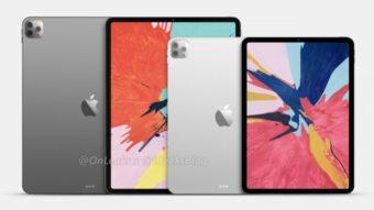 iPad Pro de 2020 com câmera tripla aparece em imagens vazadas