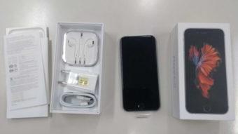 Leilão da Receita Federal tem iPhone a partir de R$ 700, MacBook e PS3