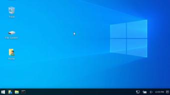 Kali Linux imita interface do Windows 10 para despistar curiosos