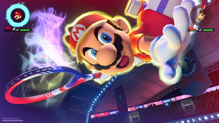 Nintendo / Mario Tennis Aces