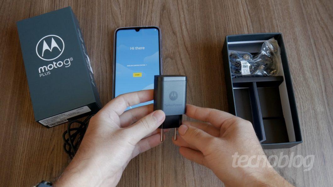 Motorola Moto G8 Plus - Review