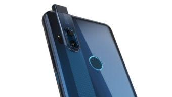 Motorola One Hyper: celular com câmera retrátil vaza em imagens