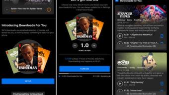 Netflix testa download automático de séries e filmes sugeridos