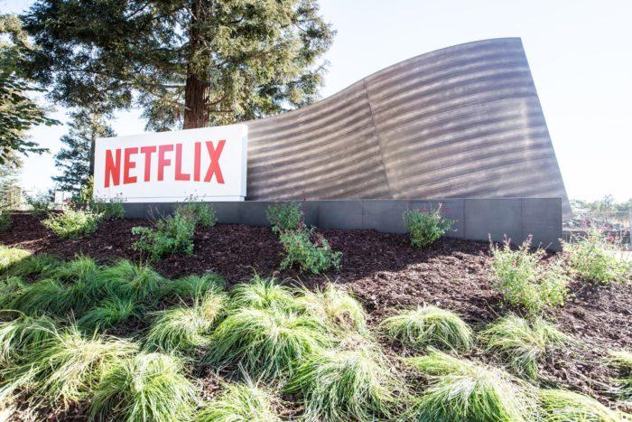 Netflix - sede em Los Gatos