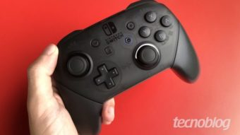 Nintendo Switch Pro Controller é homologado pela Anatel