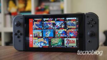 Jogos grátis do NES e SNES que entram no Nintendo Switch Online em dezembro