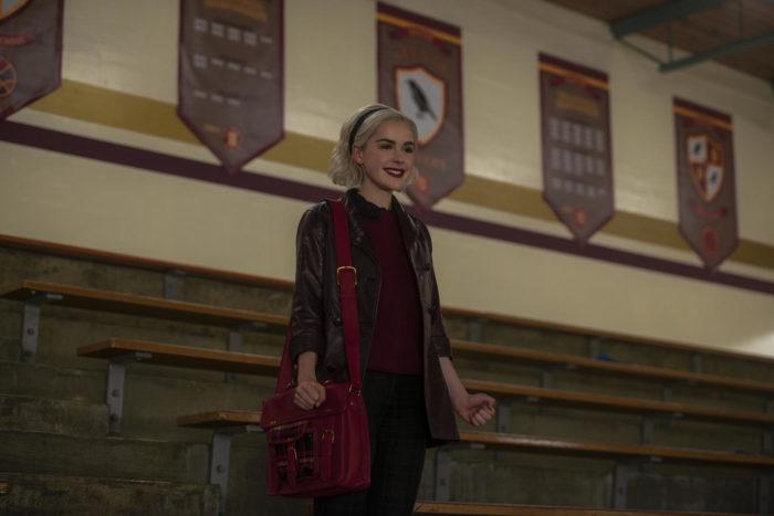 O Mundo Sombrio de Sabrina chega na Netflix em janeiro