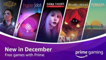 Yooka-Laylee, Overcooked e mais jogos grátis em dezembro no Prime Gaming