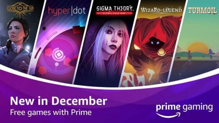 Prime Gaming Dezembro / Divulgação / Amazon