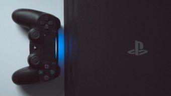 Como usar o armazenamento estendido no PS4