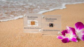 Xiaomi, Motorola e Nokia confirmam celulares 5G com Snapdragon 865 e 765