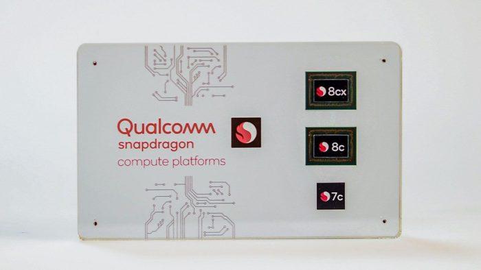 Qualcomm Snapdragon 8cx, 8c e 7c