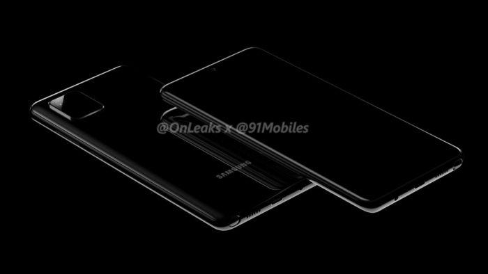 Samsung Galaxy Note 10 Lite (A81)