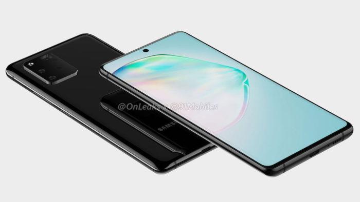Samsung Galaxy S10 Lite (A91)