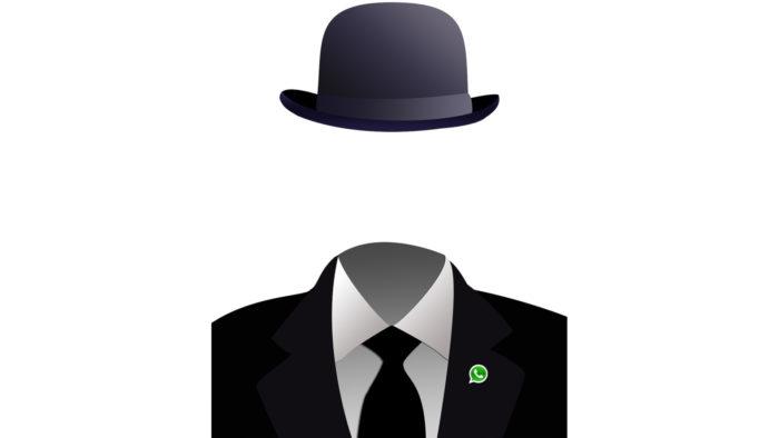 O Homem Invisível / como tirar o online do whatsapp