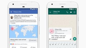 WhatsApp recebe integração com ferramenta de emergências do Facebook