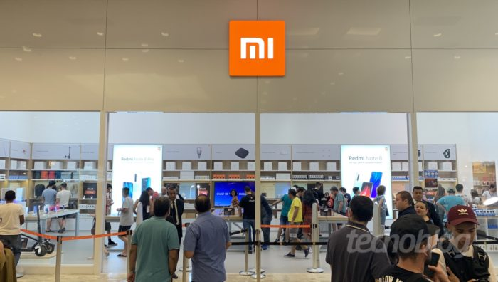 Xiaomi Mi Store (Imagem: Felipe Ventura / Tecnoblog)