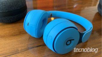 Beats Solo Pro: primeiras impressões sobre os fones de R$ 2.499
