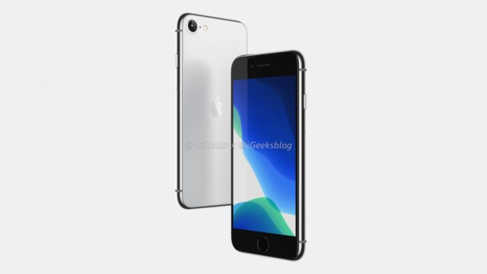 Apple iPhone 9 ou SE 2