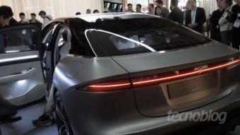Os carros futuristas da CES 2020 (e uma voltinha em um táxi autônomo)