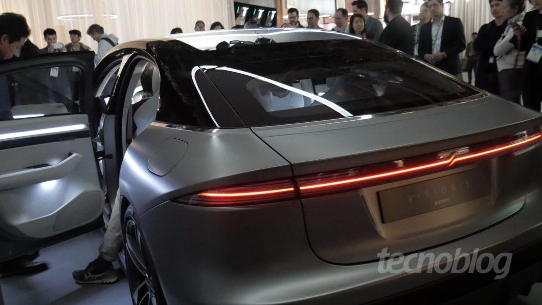 Carros da CES 2020 - Sony, Uber voador da Hyundai e táxi autônomo