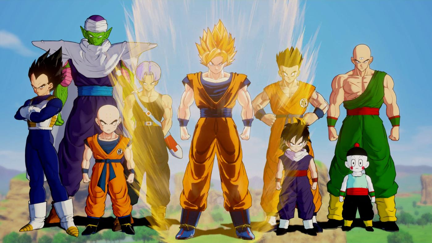 Review Dragon Ball Z Kakarot Um Presente Para Os Fas Analise