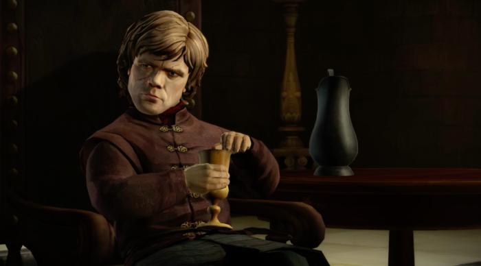 Telltale Games / Game of Thrones / séries e filmes que viraram jogos