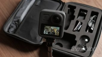 GoPro Max: 360 graus e uns truques a mais