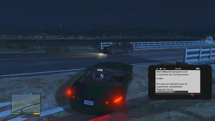 Rockstar Games / Grand Theft Auto 5