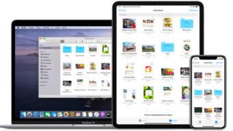 Como compartilhar pastas e arquivos do iCloud Drive