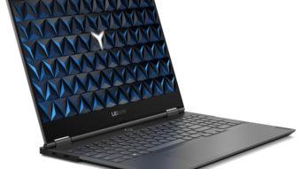 Legion Y740S é o primeiro notebook gamer da Lenovo com GPU externa