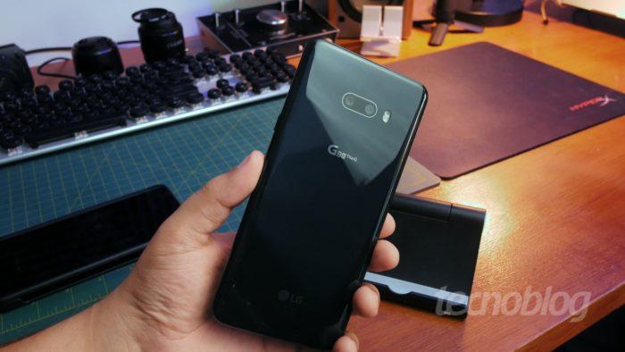 LG G8X ThinQ - Review