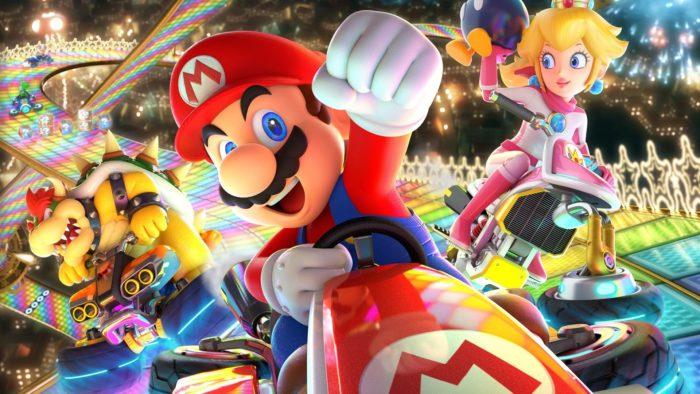 Nintendo / Super Mario Kart 8 Deluxe / HD Rumble