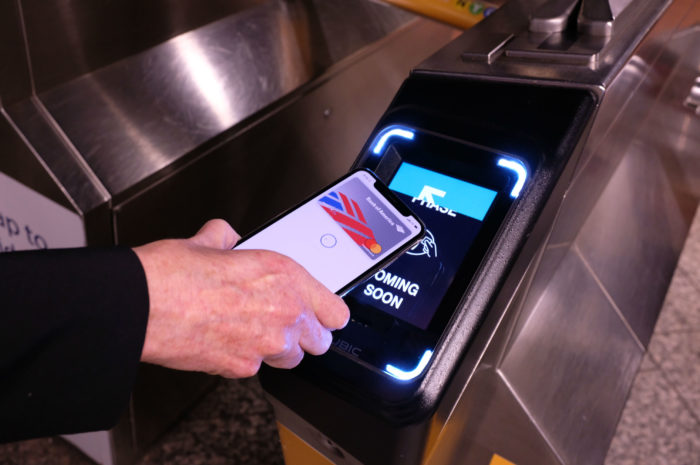 Apple Pay causes some New York City subway users to be charged twice