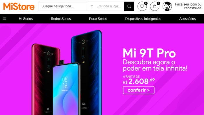 Mi Store Brasil
