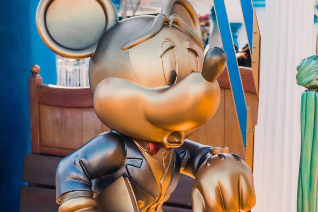 Mickey começa a entrar em domínio público a partir de 2024