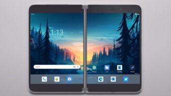 Surface Duo: vídeo mostra ajustes da Microsoft para Android em tela dupla