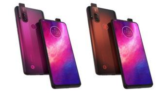 Motorola One Hyper com Android 10 tem mais opções de cores no Brasil