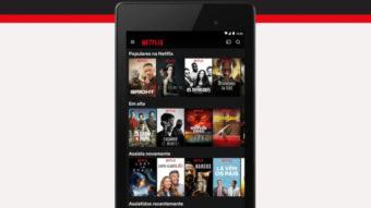Como assistir Netflix do celular para TV com cabo USB