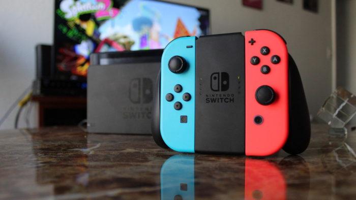 joatseu / Nintendo Switch e Joy-cons / Pixabay / HD Rumble