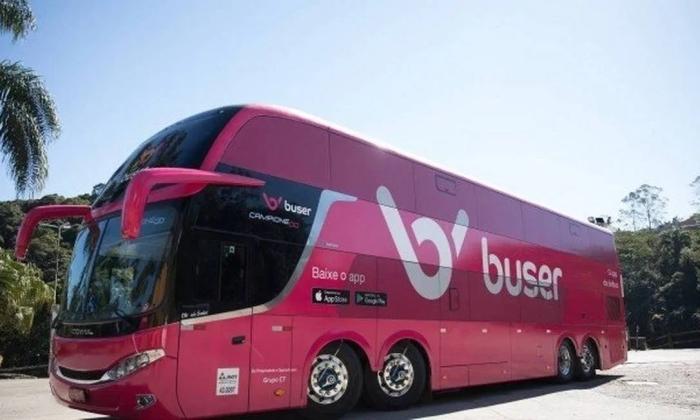 app Ônibus - Buser