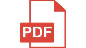 Como desproteger PDF e editar o arquivo