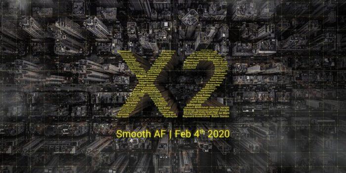 Poco X2 - teaser