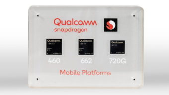 Qualcomm lança Snapdragon 720G, 662 e 460 com suporte a Wi-Fi 6