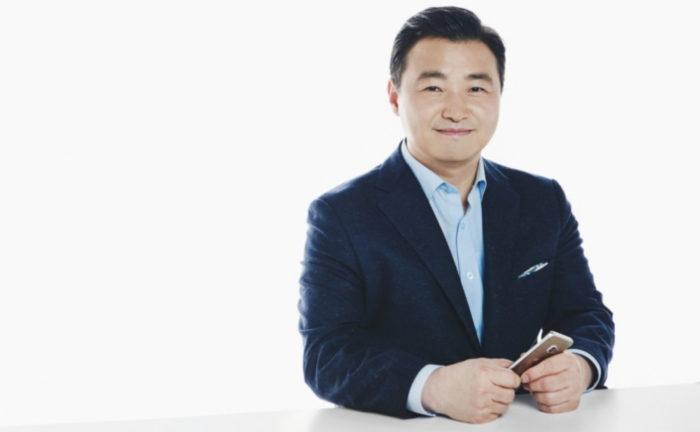 Roh Tae-moon da Samsung