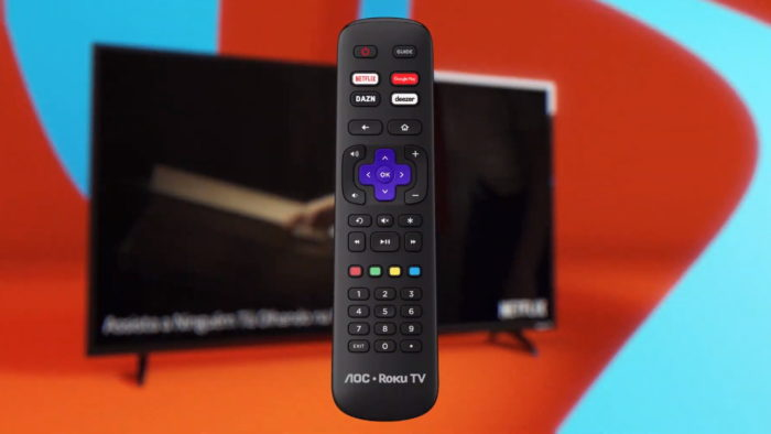 Roku TV AOC