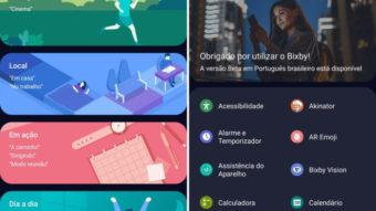 Samsung finalmente lança assistente pessoal Bixby em português