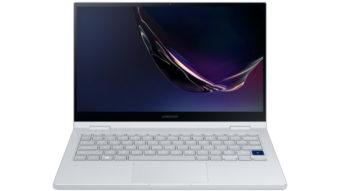 Samsung Galaxy Book Flex α é um notebook 2-em-1 com tela QLED